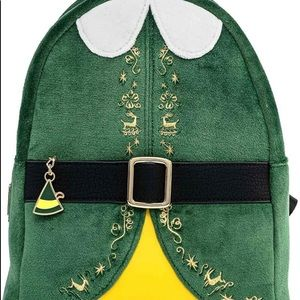 NWT Loungefly elf backpack